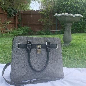 Crossbody/ over the should purse
